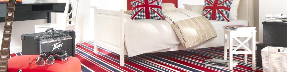 Stripe carpets
