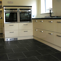 Karndean flooring - hard wearing