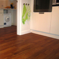 Karndean Art Select Summer Oak kitchen